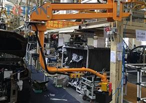自动平衡装备助力机械手